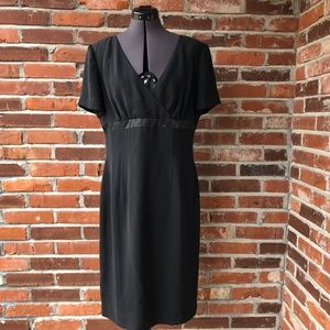 Adrianna Papell Dresses - Adriana Pappell Classic Black Dress 12